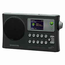 Sangean WFR-28 Wi-Fi Internet / FM-RBDS / Network Player / USB Portable Radio