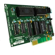 Lightning-Scan SCSI Interface Board 030390-01 Apple IIGS 2 GS 2GS Thunderware