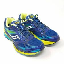 Saucony Womens Guide 8 Running Shoes Blue S10256-3 Low Top Mesh Lace Up 7 M