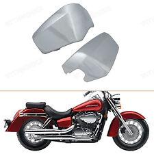 Honda Battery Side Fairing Covers Shadow Aero VT750C/CD 2004-2014 05 06 Chrome