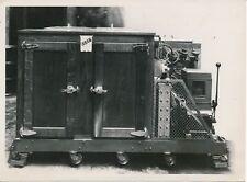 GUERRE WWII - Bloc Frigo pour Stockage du Sang - PRB 547