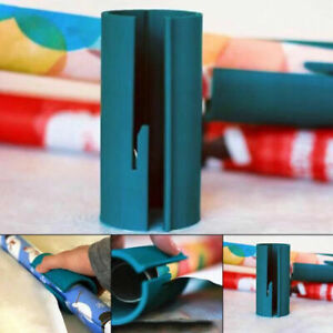 Little ELF Cutting Sliding Wrapping Paper Gift Roll Cutter Made Easy and Fun