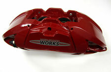 ORIGINAL NEW GENUINE MINI JCW F55 F56 F54 F60 CALIPER HOUSING RIGHT, 34116868400