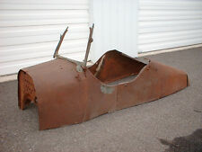 Rare Unique 1917 ? Model T Ford Race Car Speedster Body Brass Era Pre 16 1916