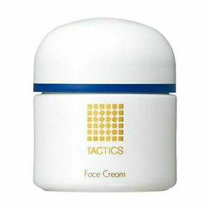 Shiseido TACTICS Face Cream 50g From Japan