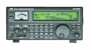 AOR AR5700D wideband communications receiver UNBLOCKED version From JAPAN