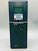 Eaton HMX34AG03121-N Variable Frequency AC Drive VFD, 20HP, 480VAC, 3PH, H-Max