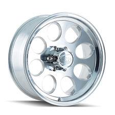 CPP ION 171 Wheels Rims 15x10, fits: JEEP CJ CJ5 CJ7 DODGE RAM 1500 RAM TRACKER