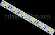 16.4 ft 5050 Warm white Epistar LED strip light 3200K RA CRI 90 UL listed USA