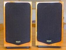 Quad 11L2 Cherry stereo hifi speakers