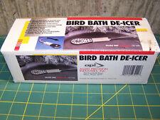 Allied Precision (300) Birdbath Deicer 200W - Lightly Used