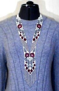 SALE!Gerdan necklace«Rosehip»,ethnic bead necklace,handmade jewellery,bead loom