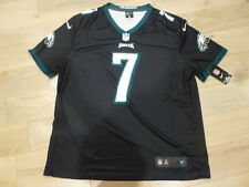 dc57d26ab NWT Nike Philadelphia Eagles #7 Sam Bradford Black Color Rush Replica Jersey  XXL