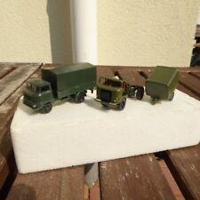 RK Modelle 2 piezas Camión W 50 ABIERTO + con lona NVA / Ruso Ejército SU /