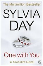 One with You (Crossfire) by Sylvia Day New Paperback Book