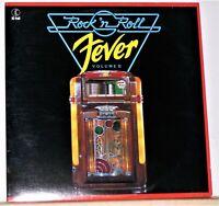 Rock N Roll Fever Volume 2 - 1982 K-Tel Vinyl LP Record Album - Excellent