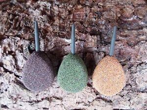 FINEST CARP LEADS - Flat Pear Inline Blei - Birnenblei - Karpfenblei - Angelblei