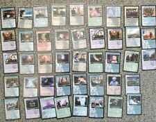 Babylon 5 CCG Psi Corps collection 43 Rares and Various commons and Uncommons