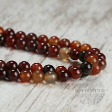 "Dream Agate 8mm Beads Full Strand Semi-precious Natural Stones 15.5"" strand"
