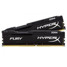 Kingston Technology HyperX FURY Black 16 GB Kit CL15 DIMM DDR4 2400 MT/s Interna