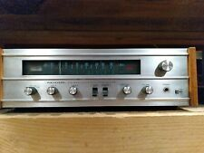 Realistic STA-36 Solid State AM FM Stereo Receiver Phono Aux Tuner Working