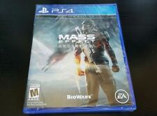 Mass Effect: Andromeda (Deluxe Edition) (PlayStation 4, ps4) Brand new sealed..