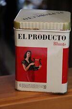 Vintage El Producto Blunts Tin great graphics