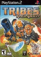Tribes: Aerial Assault - Playstation 2 Game Complete