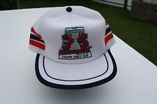 Ball Cap Hat - CFL Football 75th Coupe Grey Cup Vancouver BC 1987 (H1529)