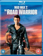 MAD MAX 2 - ROAD WARRIOR - BLU-RAY - REGION B UK