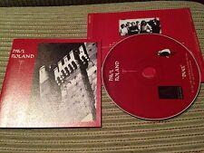 PAUL ROLAND - DUEL CD + BONUS TRACKS
