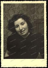 Foto-Vintage-Portrait-Frau-Cute-German-Woman-Girl-Lady-1940-3