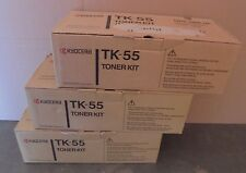 Org. Kyocera TK-55 TK55 370QC0KX Toner schwarz Ecosys 1920 Series NEU & OVP