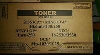 2pc pack Konica minolta * 8938413 tn211 bizhub 200, 222, 250, 282 etc made in US