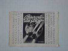 advertising Pubblicità 1943 BINOCOLO SAN GIORGIO