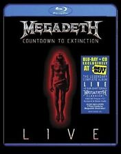 Countdown to Extinction: Live [Best Buy Exclusive] by Megadeth (CD, Sep-2013, 2