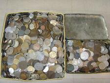 lot   1kg de monnaie ANCIENNE ETRANGERE  (1)