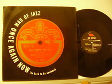 """MAD OF JAZZ disco MIX 12"""" 45 MADE in ITALY Once again now go back to Barabajagal"""