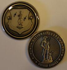 Air National Guard Veteran Air Force Challenge Coin