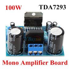 TDA7293 100W AC12V-32V Single Channel Audio Power Mono Amplifier Board Module TP