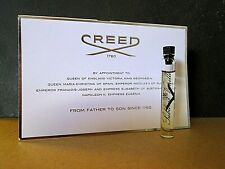 SUMBLIME VANILLE BATCH C0214A01 CREED 2014 VINTAGE SAMPLE VIAL EDP 2.5ML 0.08 OZ