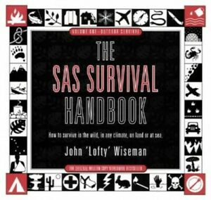 "The SAS Survival Handbook by Wiseman, John ��Lofty�"" Paperback Book The Cheap"