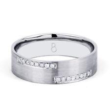 Anillos de joyería con diamantes alianzas naturales SI1