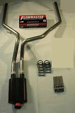 Dodge Ram 2009-2014 Dual Exhaust W/ Flowmaster Super 44 series muffler