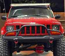 Ares Fabrication Evolution Winch bumper with tubing CHEROKEE XJ