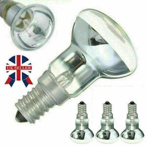 UK Replacement Lava Lamp E14 R39 25W 30W Spotlight Screw in Light Bulb Bulb Lamp