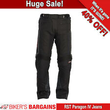 RST PARAGON IV SHORT LEG JEANS BLACK (UK 42) WAS £159.99 - *NOW £99.99* 40% OFF!