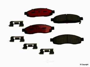 Disc Brake Pad Set-Brembo Front WD Express 520 10150 253