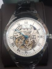 ROTARY MEN'S LES ORIGINALES JURA AUTOMATIC SKELETON WATCH (RRP £475)