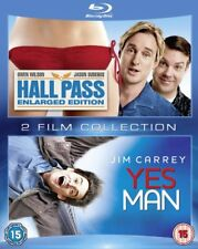 Hall PassYes Man Double Pack [Blu-ray] [2012] [Region Free]